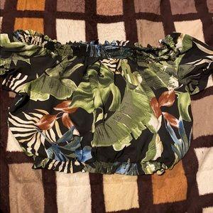 Vacay shirt size S